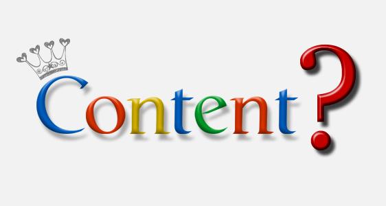 content-question